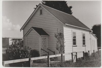 Brookby non sectarian church in 1991; La Roche, Alan; 1991; 2018.280.23