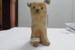 Handmade Stuffed Toy Dog ; T.2017.216