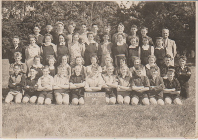 Howick District High School Pupils, Form 2 1952.; Sloan, Ralph S, Auckland; 1952; 2019.072.47