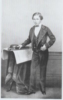Prince Alfred, Duke of Saxe-Coburg and Gotha (1844 - 1900) Miss Sarah Bryan; Mayall and Co., London; 2018.328.01