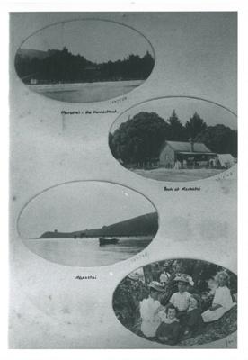 Maraetai Beach , 1908; January 13 1908; 2017.300.56