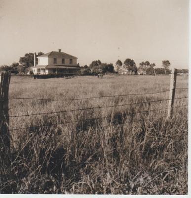 Bell House c1970.; McCaw, John; c1970; 2018.063.67