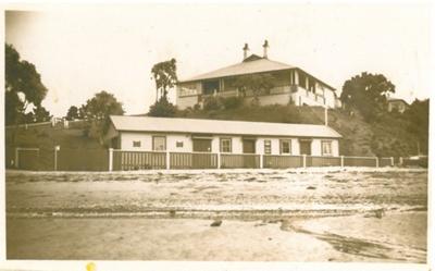 Wyatt's Boarding House; c1942; 2016.558.00