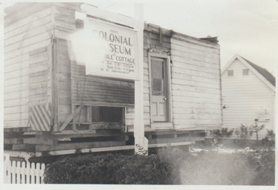 Smallman cottage's removal; 1/02/1974; 2019.094.08