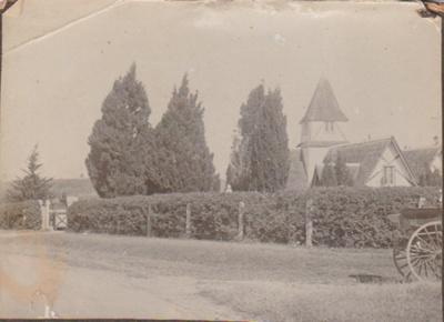 All Saints Church, 1914; c1914; 2018.181.09