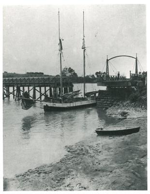 Panmure Bridge,1912; 1912; 2017.277.05