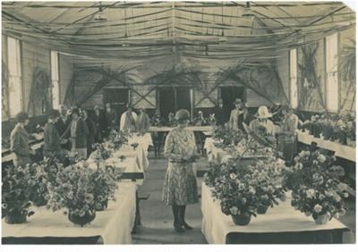 Flower Show; 1930; 2016.160.97