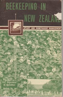 Beekeeping in New Zealand; Winter, T. S. (Thomas Stimpson), b. 1896; 1946; 2019.2.03