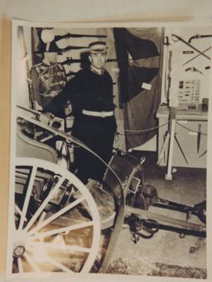 Exhibit in Howick Town; Twiss, Terry; 11/11/1963; 2018.024.05