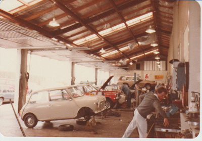 Auckland Motors, 1980; 1980; 2017.461.09