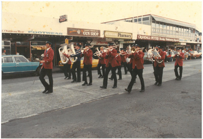 Howick Citizens' Band; 1982; 2016.217.49