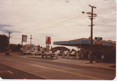 Auckland Motors, 1980; 1980; 2017.461.13