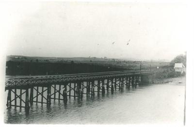 Panmure Bridge, 1910; 1910; 2017.270.02