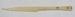 Paint spatula; O2017.131.02