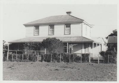 Bell Homestead.; La Roche, Alan; 1/04/1973; 2018.052.17