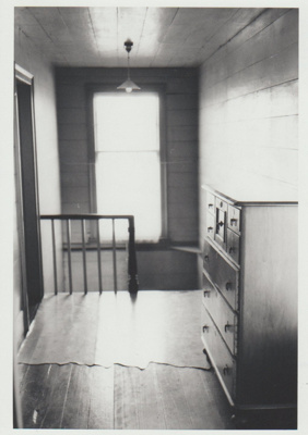 Bell House Upstairs; La Roche, Alan; 1/04/1973; 2018.052.36