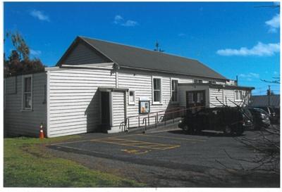 The Whitford Community Hall; La Roche, Alan; 1/10/2010; 2017.092.40