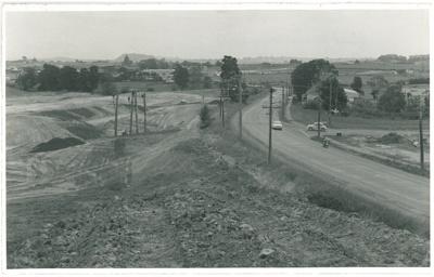 Highland Park development; Howick & Pakuranga Times; 1980s; 2017.231.52