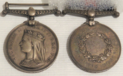 The New Zealand Medal was instituted in 1869. Whil...