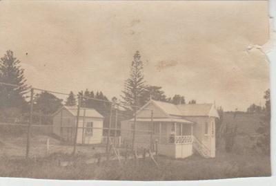 E M Schmidt's cottage in Uxbridge Road.; 2017.662.82