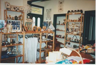 Howick Historical Village shop in Whites Homestead; La Roche, Alan; 2019.121.01