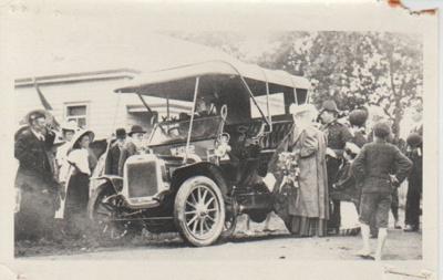 Pakuranga School Vice-regal visit, 1907; 1907; 2019.010.02
