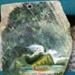 Oil Painting on Greenstone by Geoff Fairfield; Geoff Fairfield; O2017.127