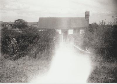 Mrs Berntrop's cottage in Cherry Road; Hattaway, Robert; c1930; 2018.108.25