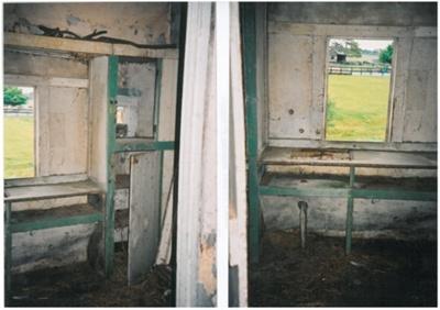 Brickmaker's cottage interior; La Roche, Alan; 1/01/2005; 2017.085.28