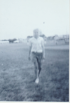 Melvin Higgsm son of Ivy Higgs, nee Smallman; 1969; 2018.419.20