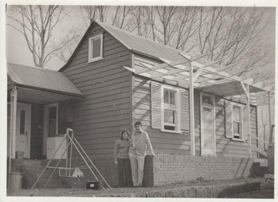 Mooney Cottage on Glenmore Road; Howick & Pakuranga Times; 1/08/1973; 2018.096.06