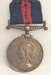 The New Zealand service medal and ribbon; O2018.50