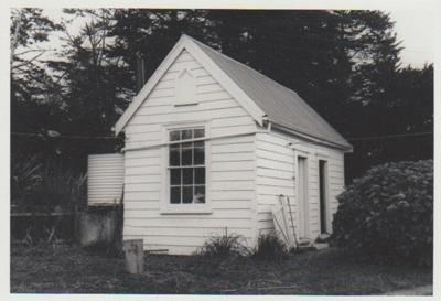 East Tamaki School; La Roche, Alan; 1/04/1973; 2019.053.02