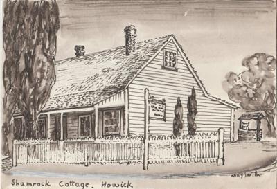 Shamrock Cottage.; Smith, May; 2018.035.00A