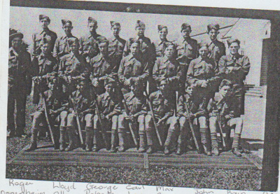 Howick District High School Military Cadets; Sefton, William John, Penrose; 1948; 2019.051.02