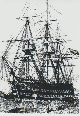 HMS Hercules; 2017.478.12