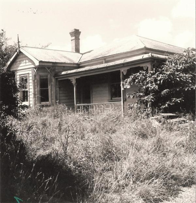 Old Homestead, Gills Rd, Howick. Photo taken in 19...