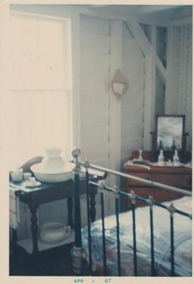 The McDermott cottage in the Garden of Memories, Howick.; 1967; 2019.091.18