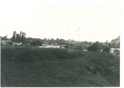 Eastern bastion on Stockade Hill; La Roche, Alan; 1970?; 2016.311.71