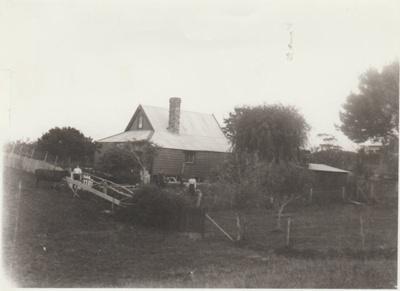 Smallman cottage at 111 Cook Street.; 1904; 2017.605.16