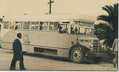 Bucklands and Eastern Beach Bus; c1940; 2017.498.68