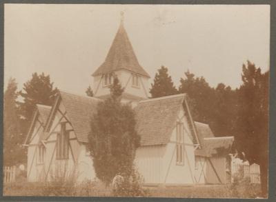 All Saints Church; 1907; 2018.215.79