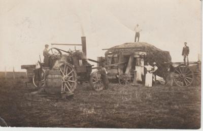 Ploughing on McLaughlin Farm.; 1909; 2017.572.23