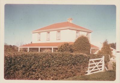 Bell house.; Hattaway, R; 1970s; 2018.055.59
