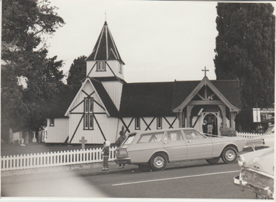 All Saints Church; Legge, David; 2018.208.68