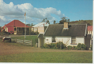 Fencible cottages; Sidaway, W E; 2019.115.03