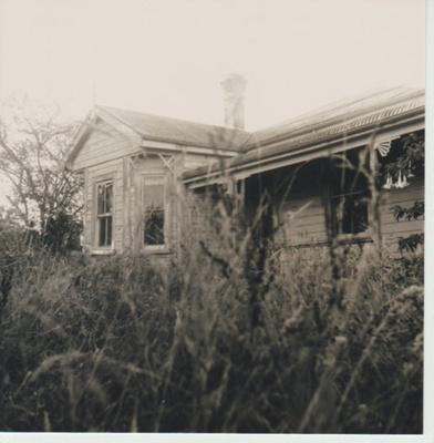 A homestead in Gills Road, Pakuranga; McCaw, John; 1970; 2017.641.61