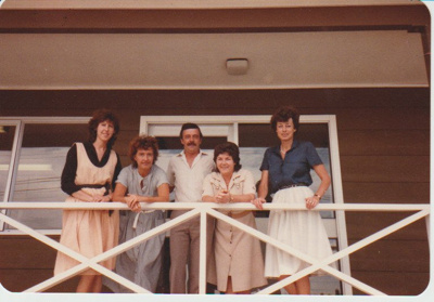 Auckland Motors staff, 1980; 1980; 2017.461.12