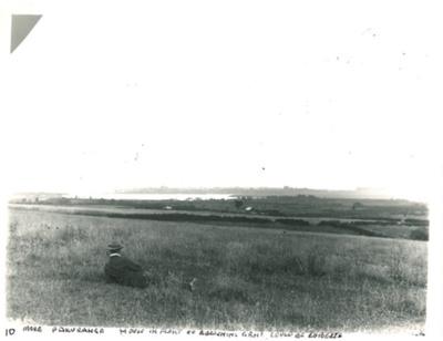 Pakuranga from Roberts homestead; 23/01/1935; 2016.448.41