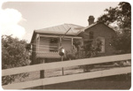 Ambrose Trust's homestead, Whitford Rd.; Alan La Roche; 1991; 11043